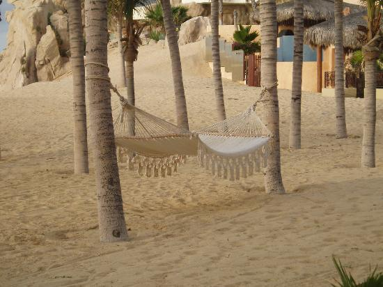 Pedregal de Cabo San Lucas : Hammock on Pedregal Beach