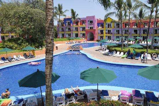 Royal Decameron Complex: Block 5 adults only pool