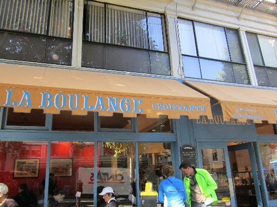 La Boulange de Fillmore: La Boulange Cafe