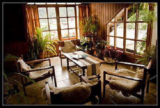 Hotel caupolican desde san mart n de los andes for Jardin de invierno loi suites