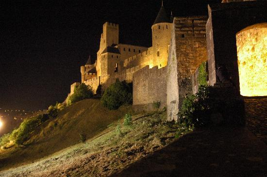 Carcassonne, France : yep , its real.