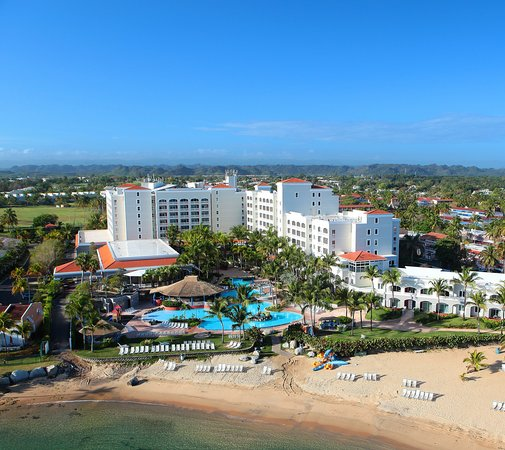 Embassy Suites by Hilton Dorado del Mar Beach Resort: Embassy Suites Dorado del Mar Casino, Golf & Beach resort
