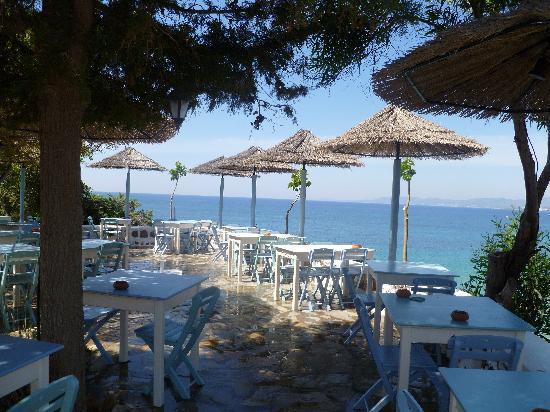 Philosophia Beach Restaurant - Pefkos