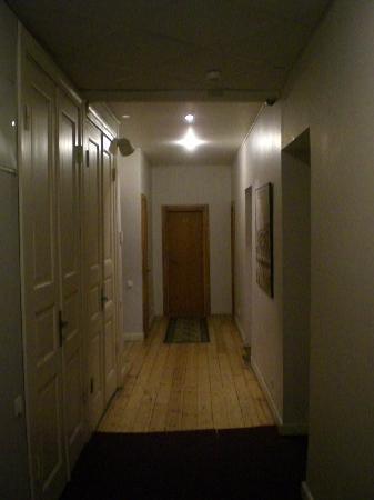Guesthouse Jakob Lenz: Corridor on floor 2 at Jakob Lenz