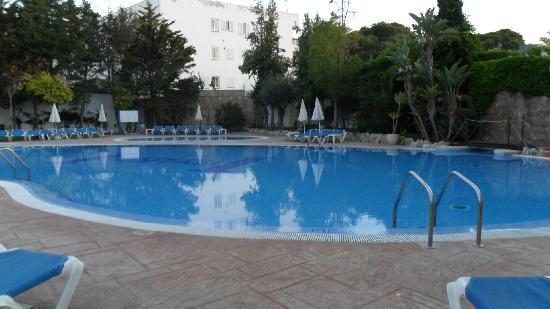 H10 Playas de Mallorca: the lovely swimming pool