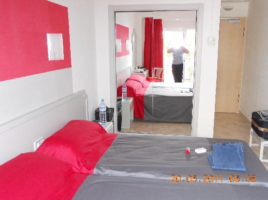 Playas del Rey Hotel: Bedroom