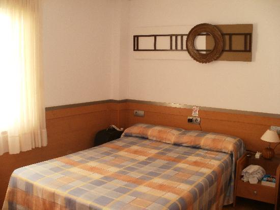 Hotel Irati: My room,No 8