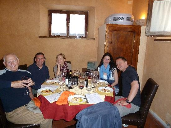Under The Tuscan Sun Tours: Wine Tasting and Lunch