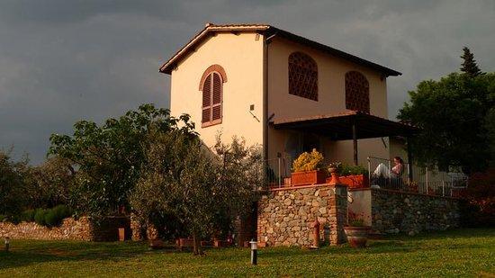 Agriturismo La Canigiana: the apartment