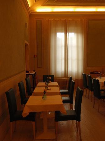 Residenza Fiorentina: salle petit-dejeuner