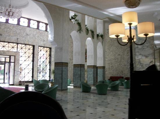 Marhaba Beach Hotel: Main Reception