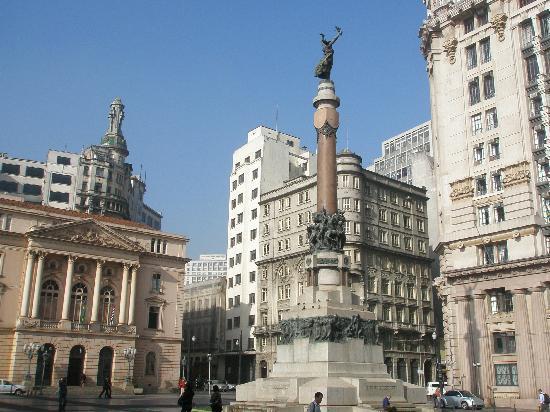 São Paulo, SP: Центр