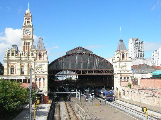 São Paulo, SP: Вокзал