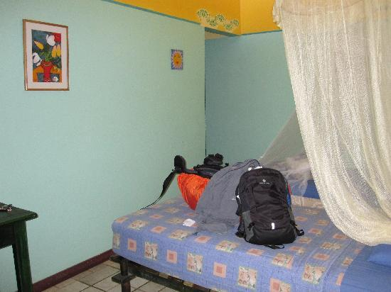Hotel Guarana: Chambre