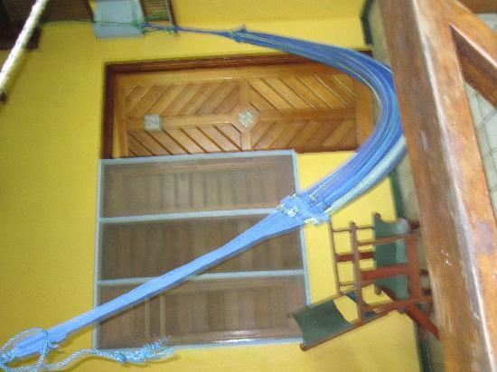 Hotel Guarana: Hamac