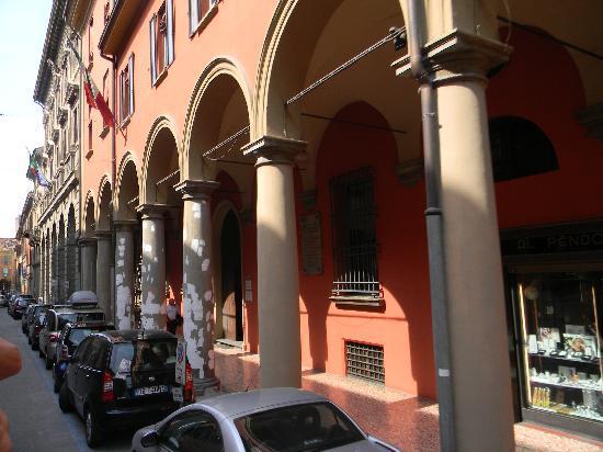 Bologna, Italië: Portici