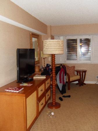 Tropicana Las Vegas - A DoubleTree by Hilton Hotel : Chambre