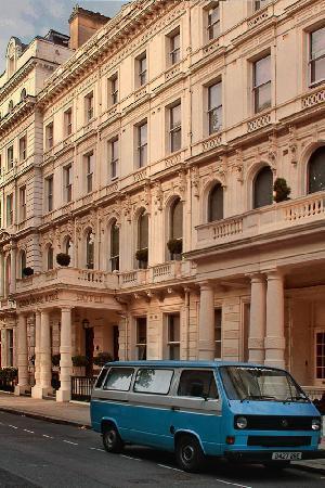 Commodore Hotel: Fachada del hotel