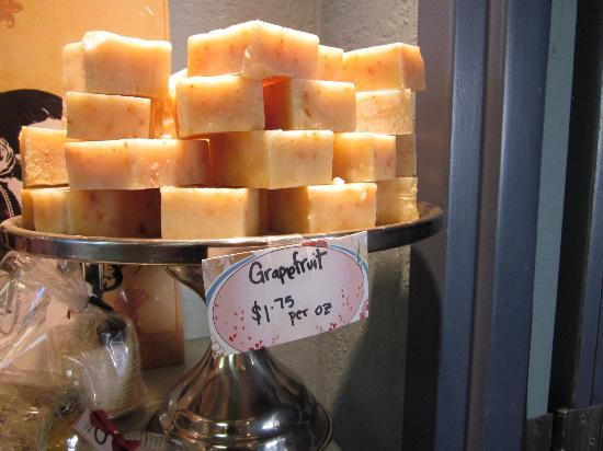 Mountain Body Spa & Herbal Cosmetic Deli: Handmade Artisan Soaps