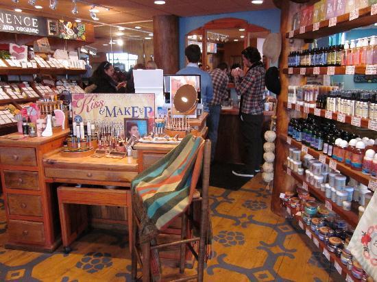 Mountain Body Spa & Herbal Cosmetic Deli: Mountain Body Spa