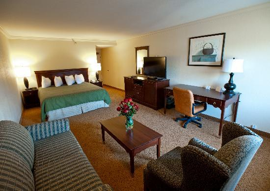 Country Inn & Suites By Carlson, Ventura : Guest Room with King Bed