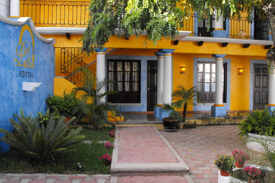 Tlacotalpan, México: HOSTAL EL PATIO