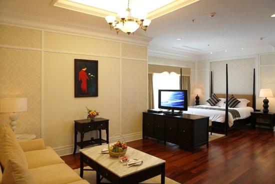 Sunrise Nha Trang Beach Hotel & Spa: Suite Room