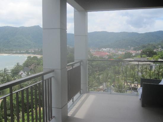 Cape Sienna Hotel & Villas: View