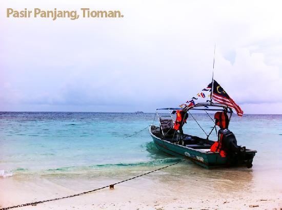Salang Pusaka Resort: Pasir Panjang, Tioman
