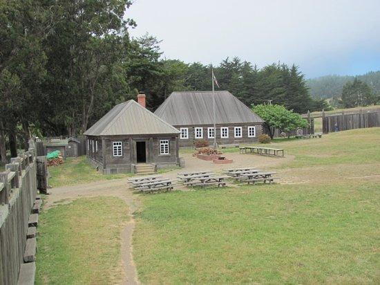 Fort Ross State Historic Park: June 2010