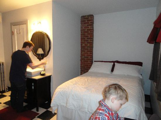 Wagon Wheel Motel: Lovely clean rooms