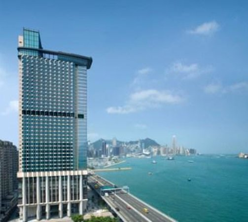 Harbour Grand Hong Kong - Exterior Day View