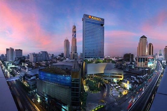 โรงแรม อมารี วอเตอร์เกท กรุงเทพ: Amari Watergate Bangkok