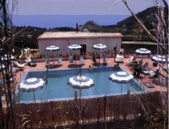 Hotel Bellavista: Piscina termale