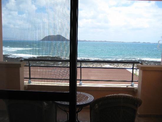 Gran Hotel Atlantis Bahia Real: View from room 243