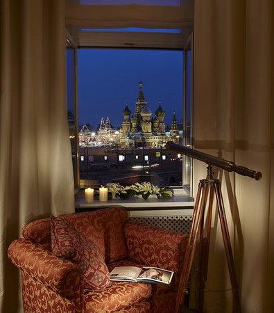 Hotel Baltschug Kempinski Moscow: Kremlin Suite