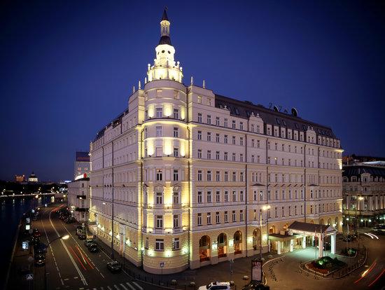 Hotel Baltschug Kempinski Moscow exterior