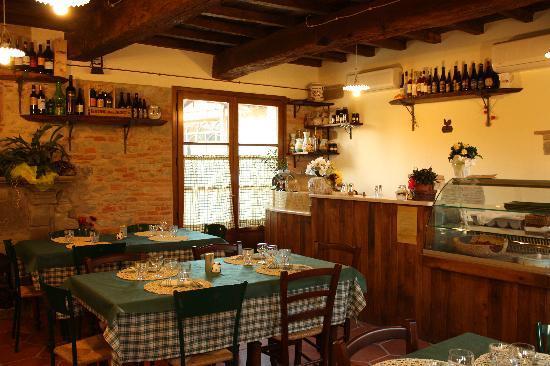 Agriturismo La Colombaia: Sala ristorante