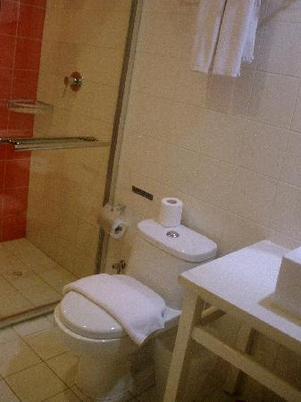Peking Yard Hostel: Bathroom