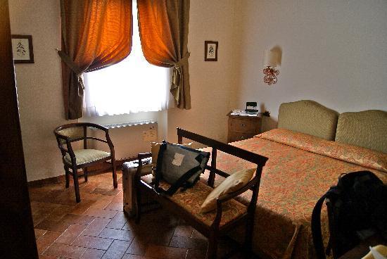 Borgo Grondaie: room