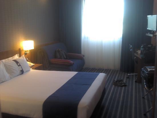 Holiday Inn Express Campo de Gibraltar - Barrios: chambre