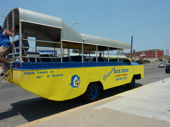 Galveston Island Duck Tours 2020 All You Need To Know