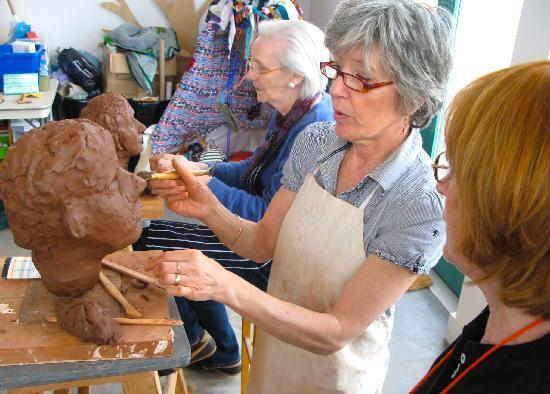 Moray Art Centre: Clay classes