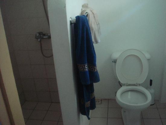 Sunsplash Resort: Deluxe Aircon shower room