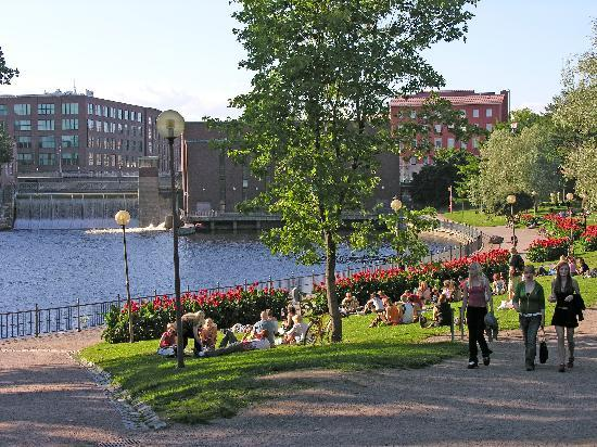 Tampere, Finlandia: City feelings