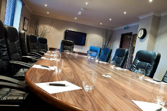 Hallmark Hotel Gloucester: Great conference and banqueting facilities