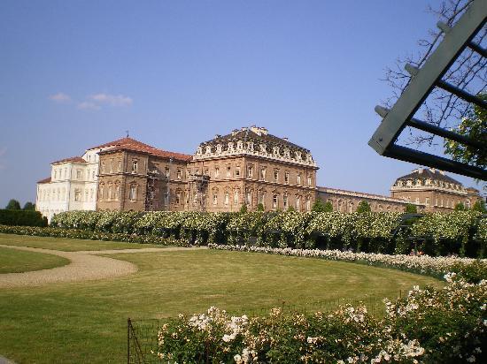 Venaria Reale, Italy: Uno scorcio dei giardini