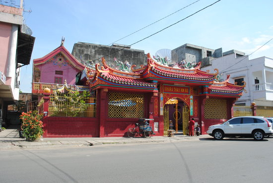 Bandar Lampung, Indonesien: Vihara Thai Hin Bhio