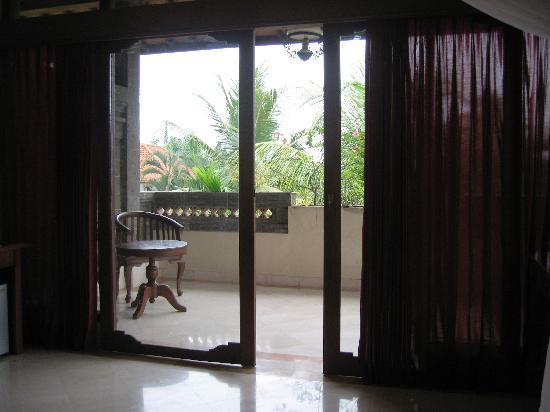 Villa Kerti Yasa: balcony