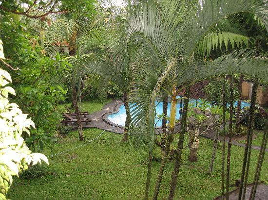 Villa Kerti Yasa: rainy pm